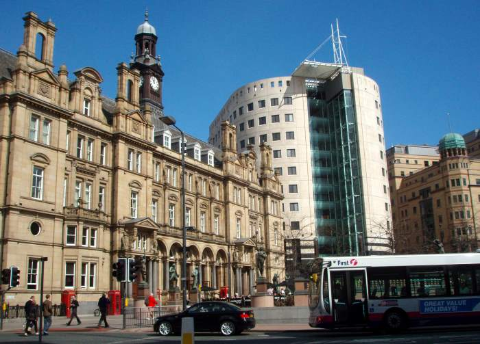 Leeds, Old and New
