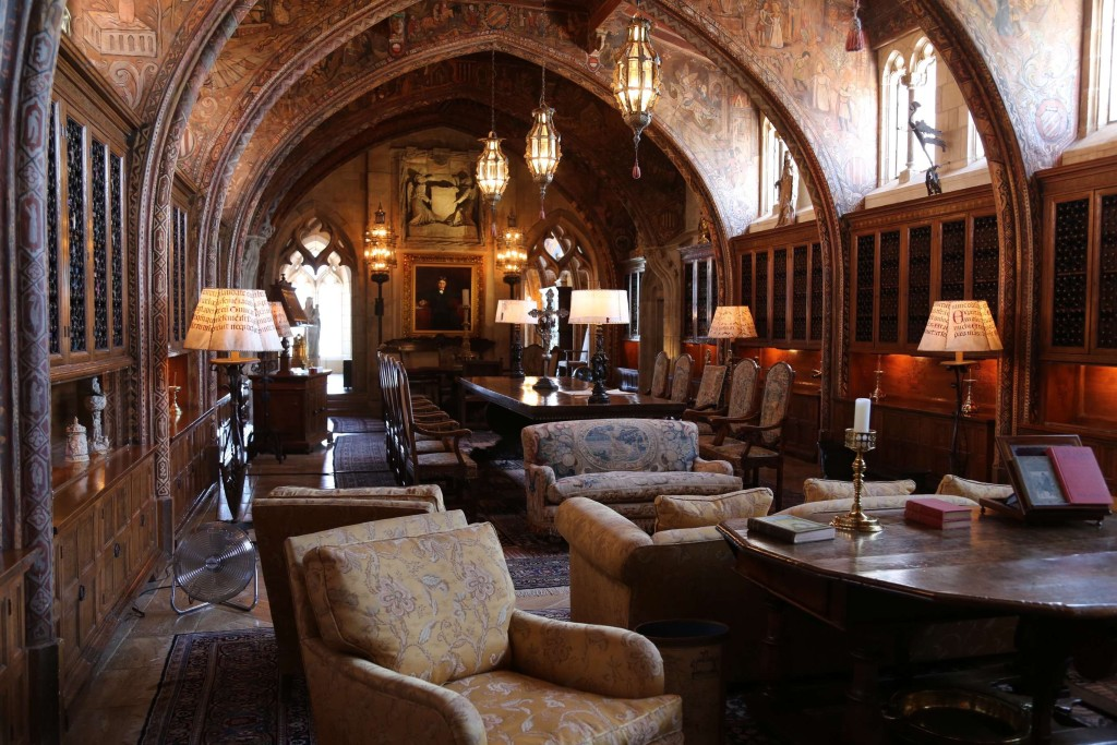 Accessibly Designed Grand Rooms Tour  Hearst Castle