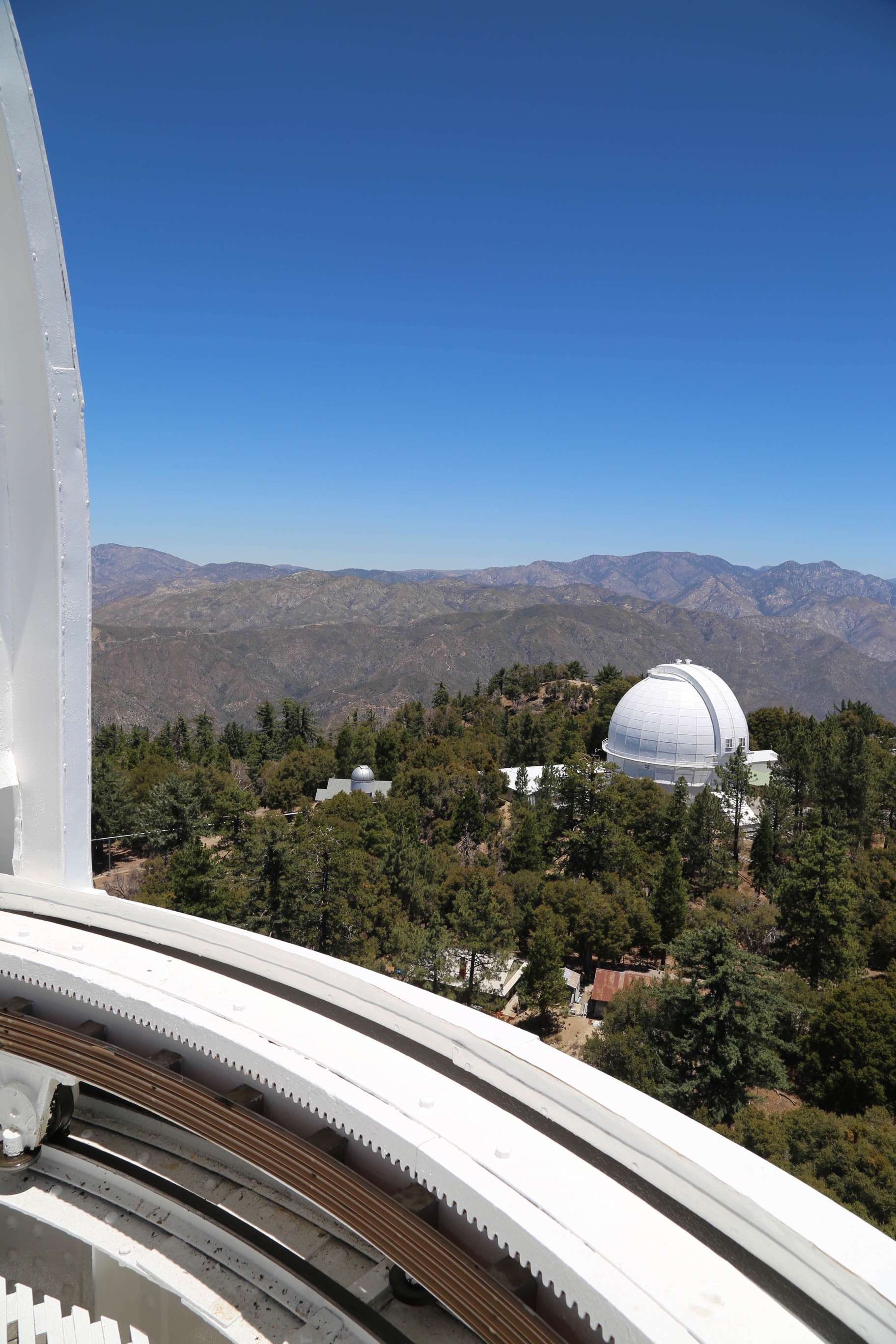 Mt. Wilson's telescopes and observatories are still actively searching the heavens, including some of the most modern astronomical research, such as LIGO and the CHARA array.