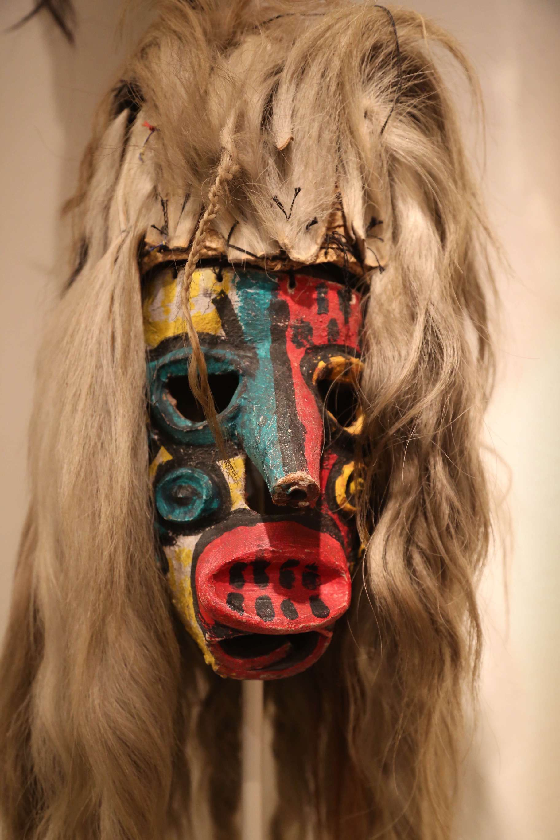 La Otra Cara de Mexico, in San Miguel de Allende, has one of the finest curated collection of masks in all of Mexico.