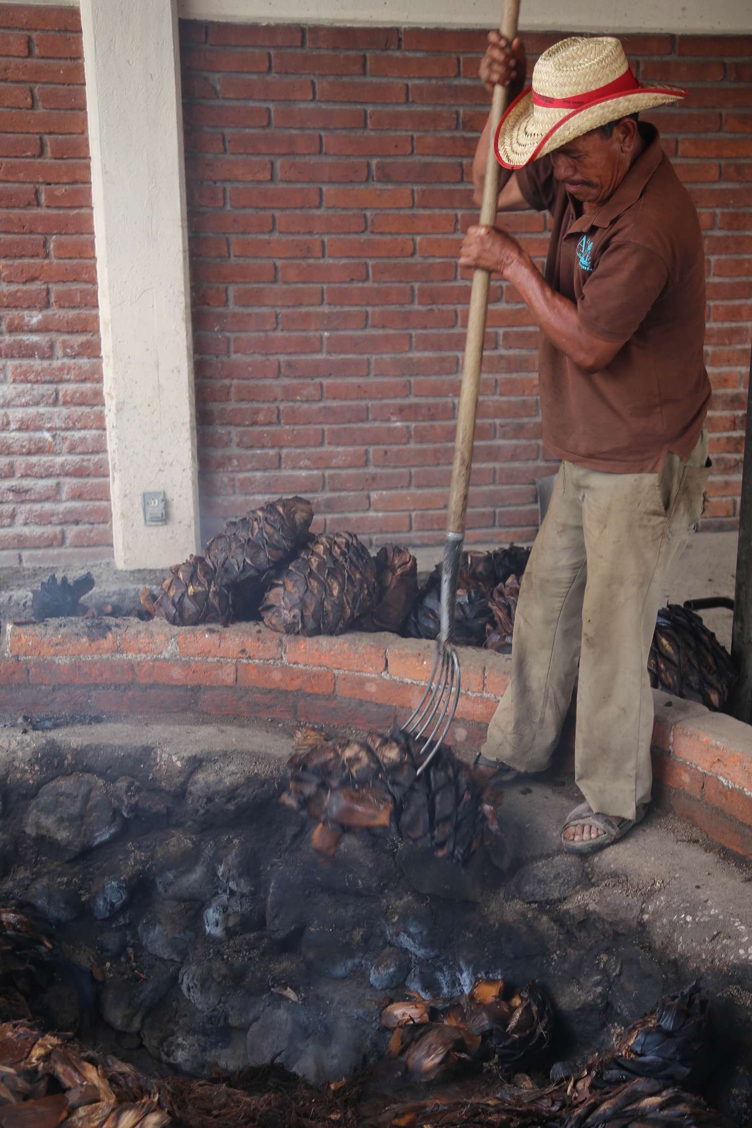 Making mezcal is relatively simple. Making it well means taking your time.