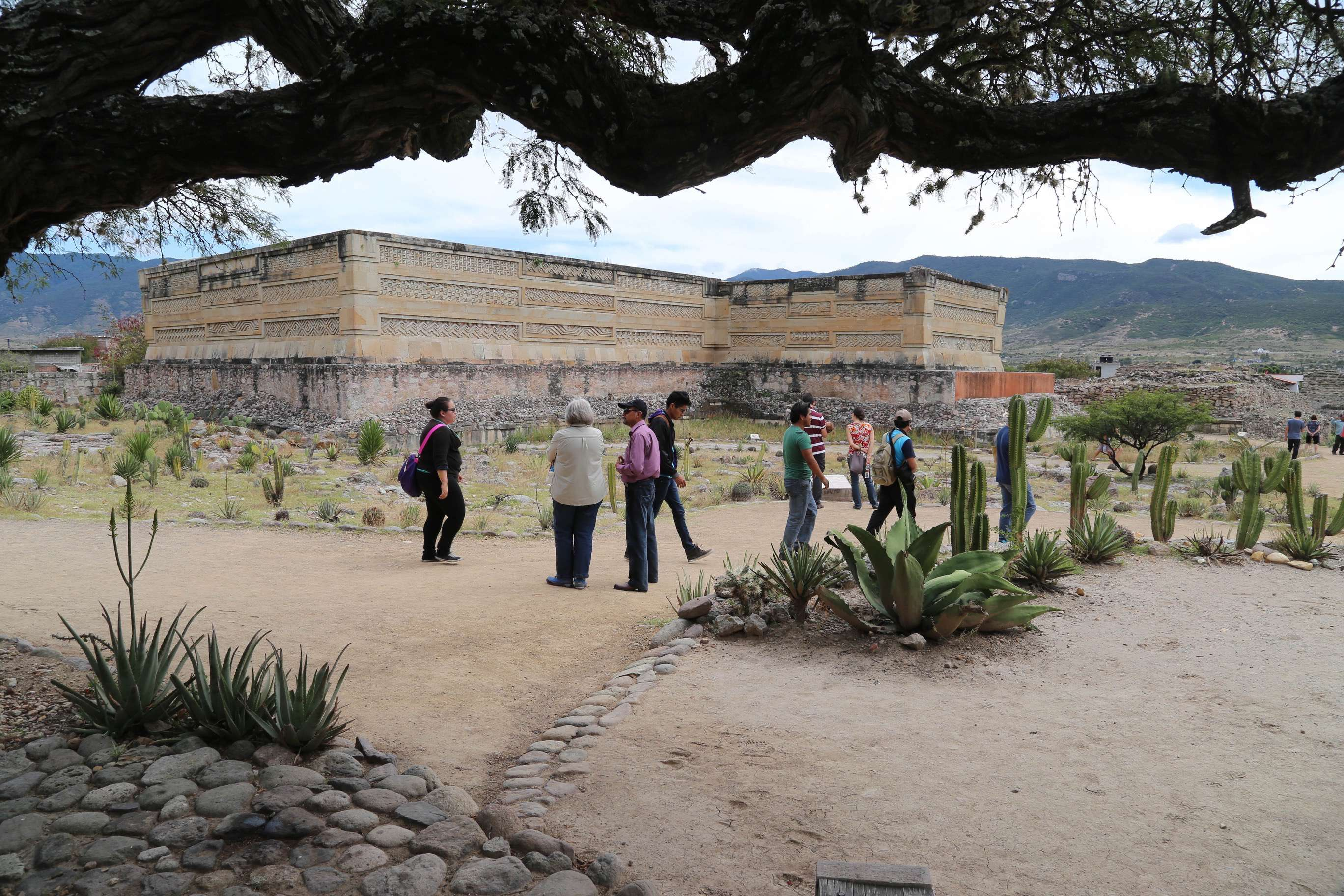 Mitla offers visitors an uncrowded, relaxed way to appreciate one of Mexico's great archaeology gems.
