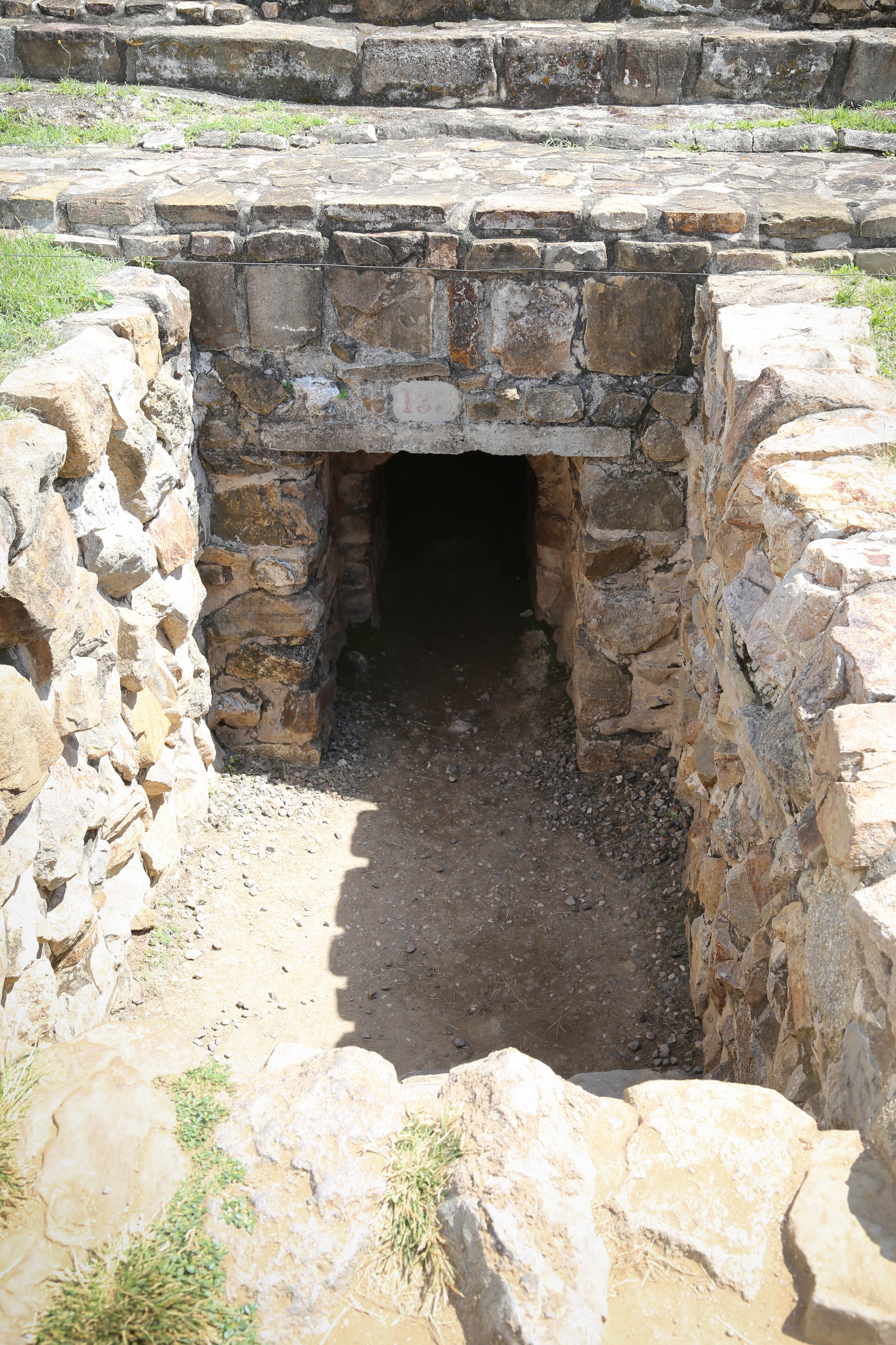 This leads to a burial chamber, an important place for those who lived there and for modern-day researchers.