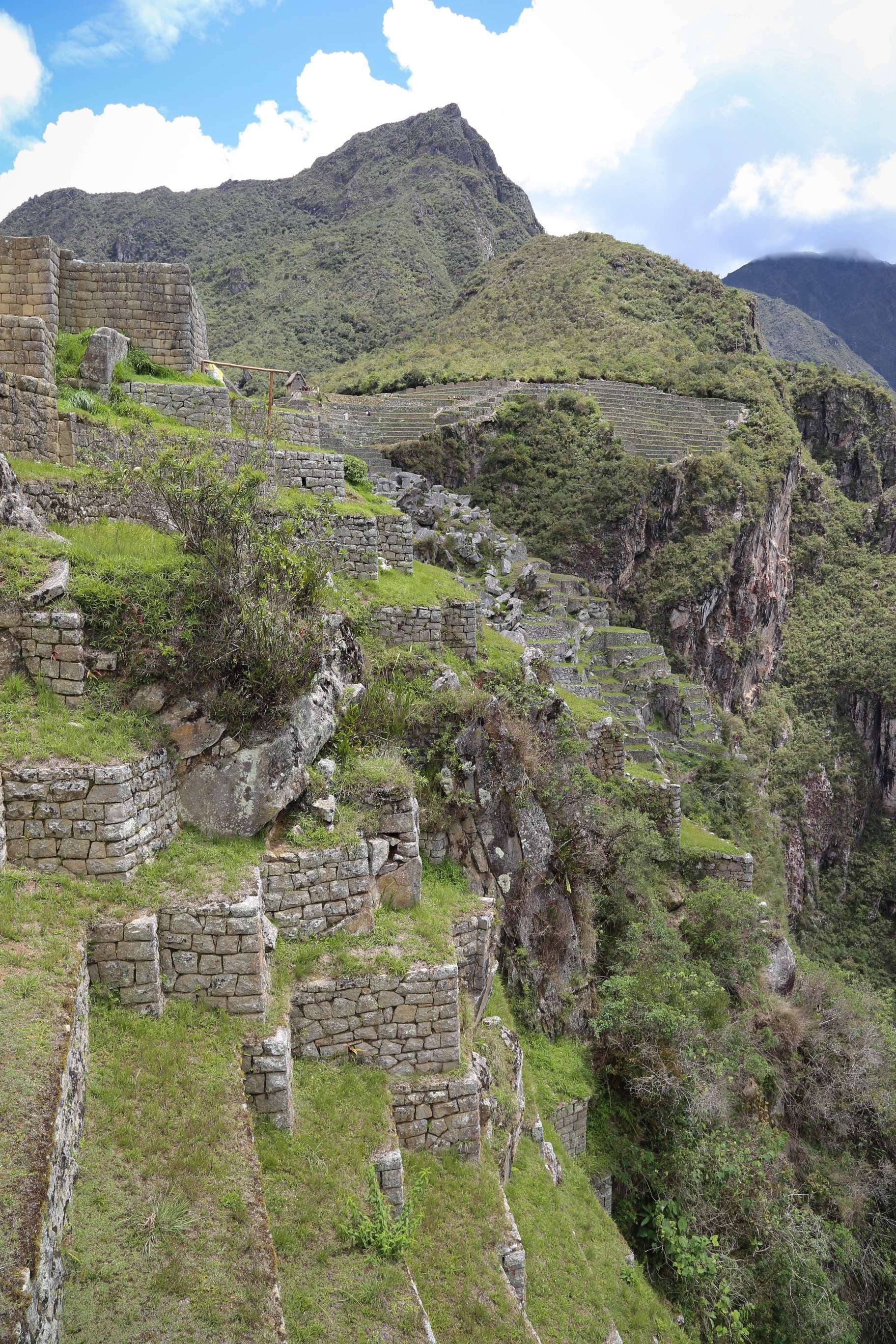 It might have been easier to build on a different site, but Pachacuti, the greatest Inca of all, wanted to make a statement. And he did.