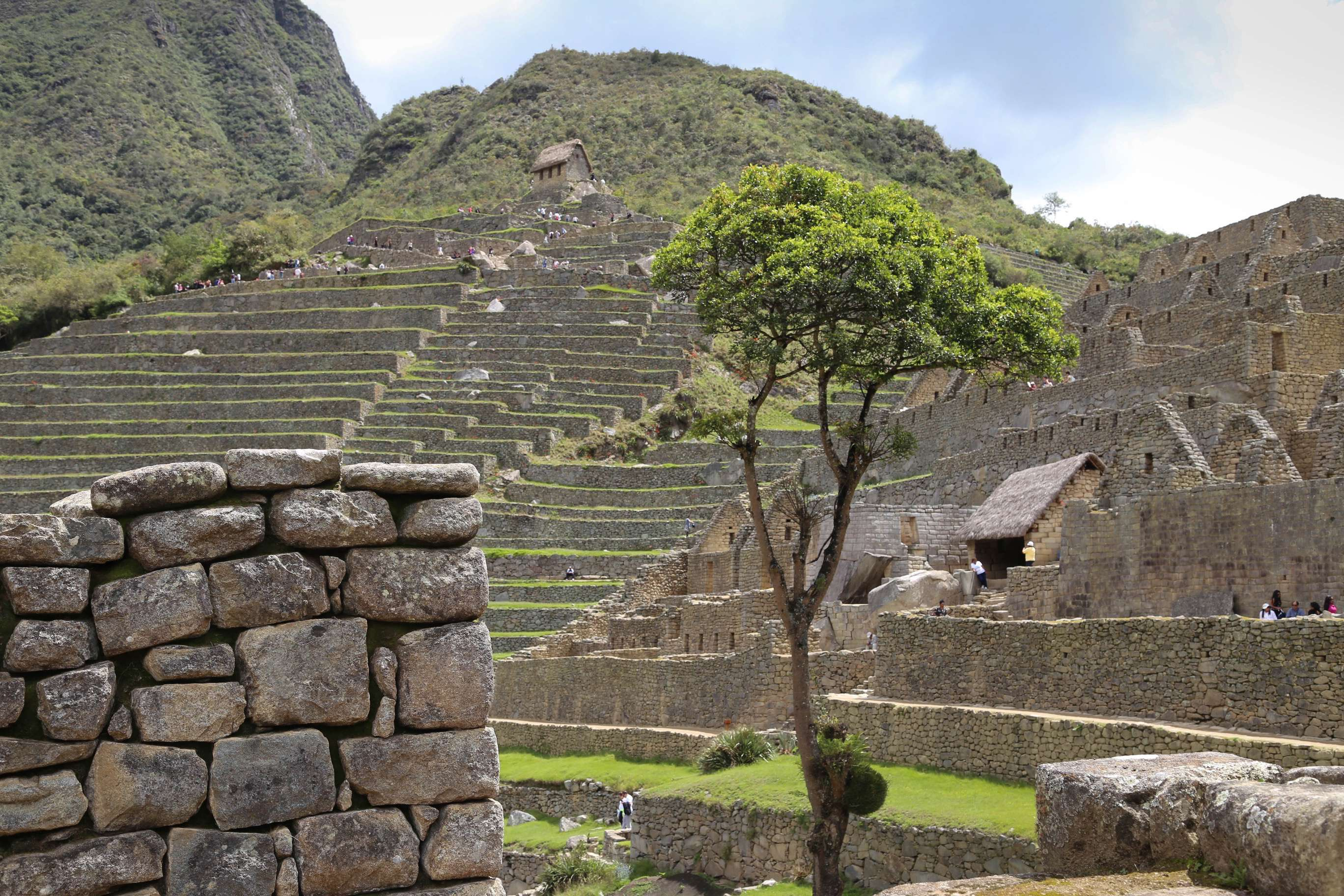 For a number of excellent reasons Machu Picchu has been designated a UNESCO World Heritage Site.