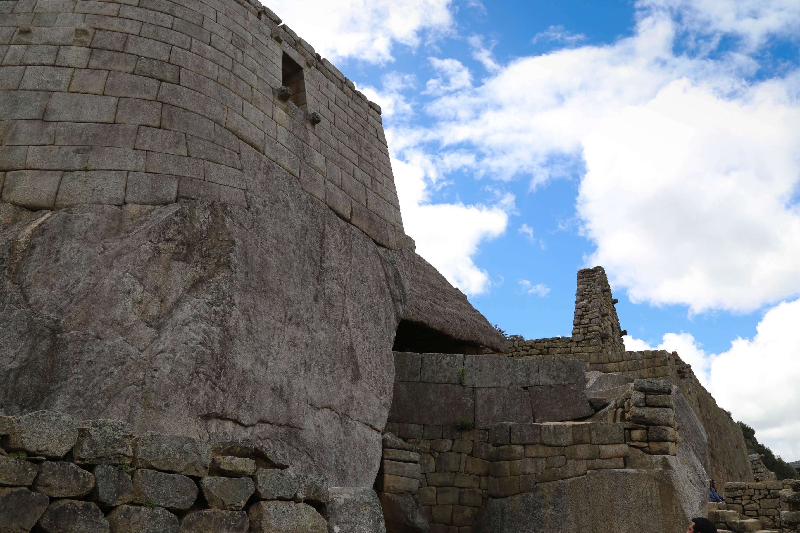 Using only hand labor, stones and ingenuity, the Incas created a masterpiece at Machu Picchu.