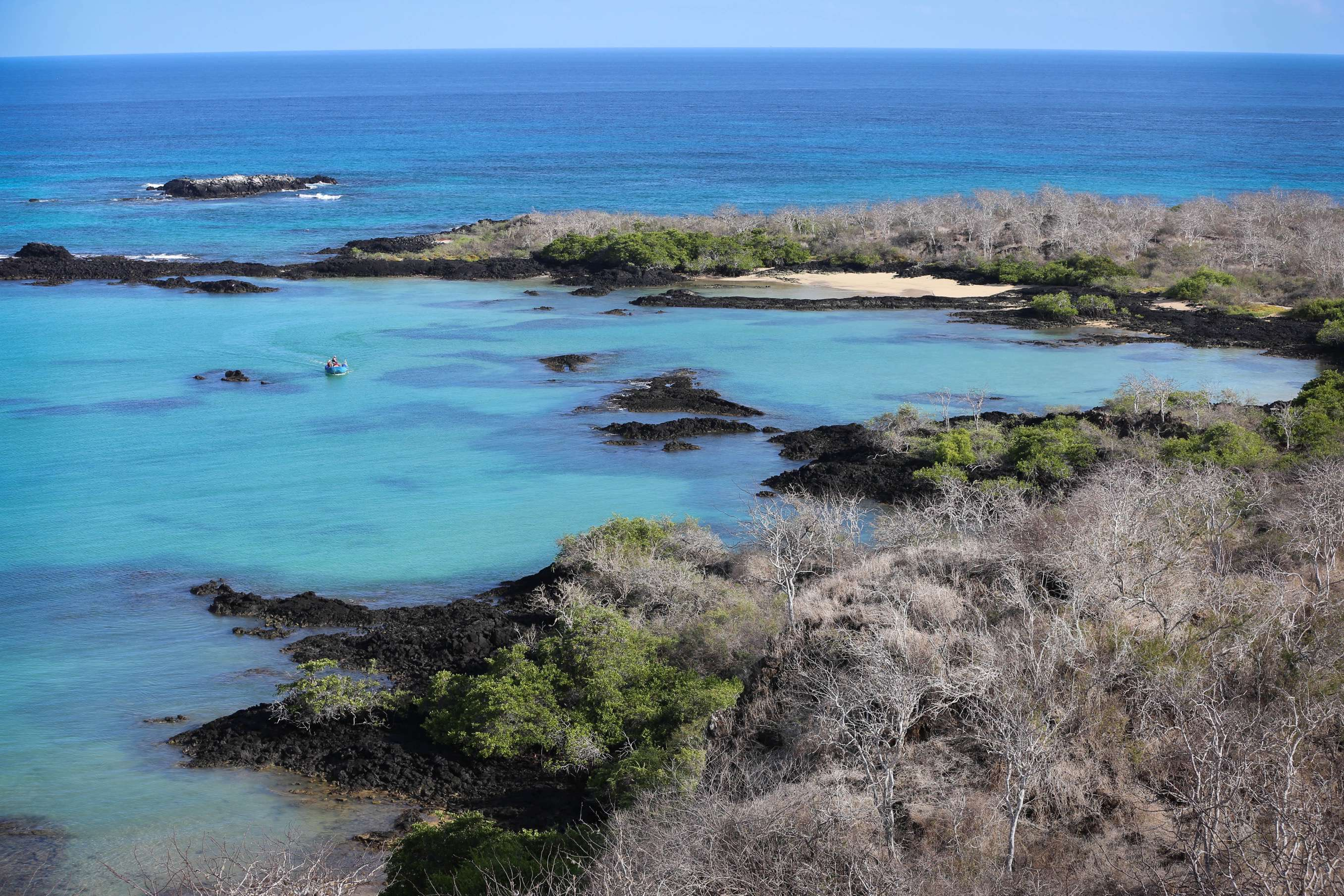 galapagos islands name origin